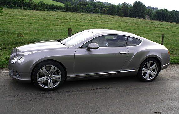 Bentley Custom Vehicle Comments