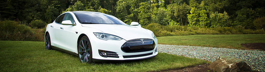 Custom descriptions for Tesla cars