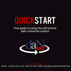 daN Quick Start Users Guide