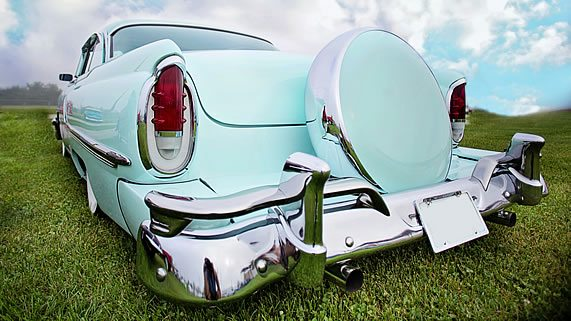 custom vintage car sales descriptions
